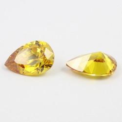 Cubic Zirkonia - Golden...