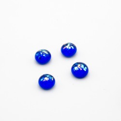 Glascab Distressed Blue 8mm