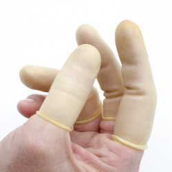 Disposable finger protection
