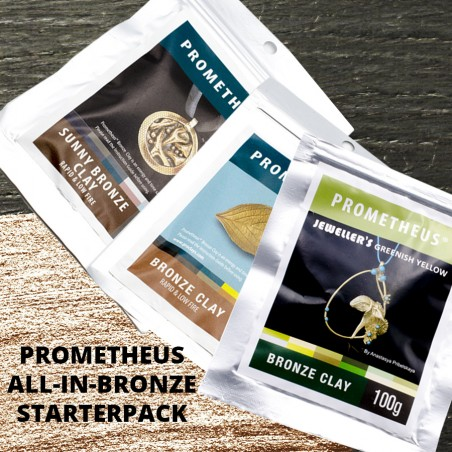 Prometheus Alles-in-Bronze Starter Pack