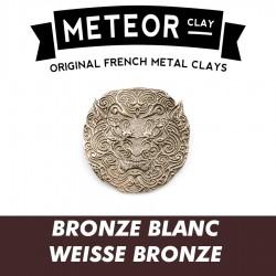 Meteor Clay Bronze Blanc,...