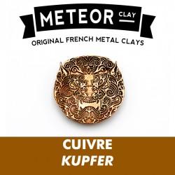 Meteor Kupfer Clay, ultrafine