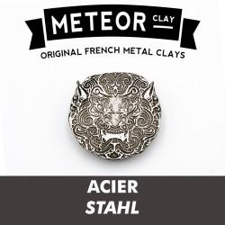 Meteor Stahl Clay, premium