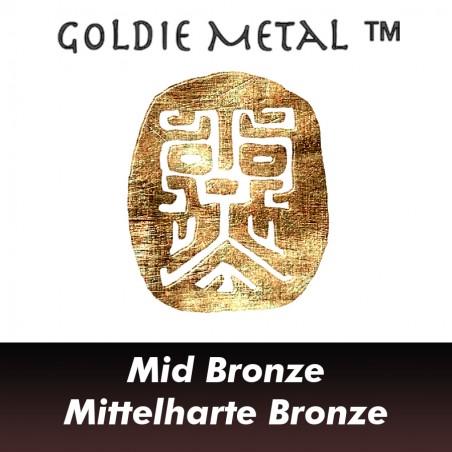 Goldie Mid Bronze Clay