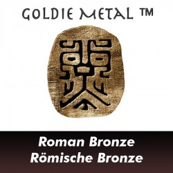 Goldie Roman Bronze Clay
