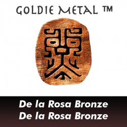 Goldie De la Rosa Bronze Clay