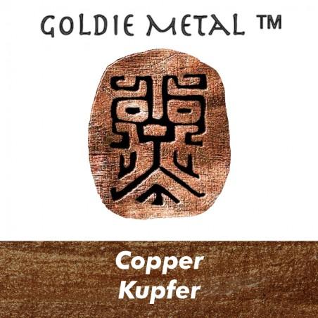 Goldie Copper Clay