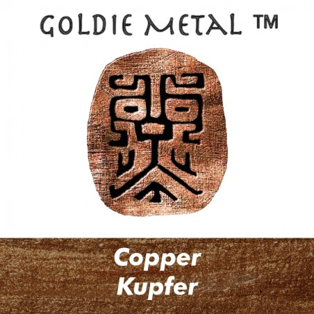 Goldie Cuivre Clay
