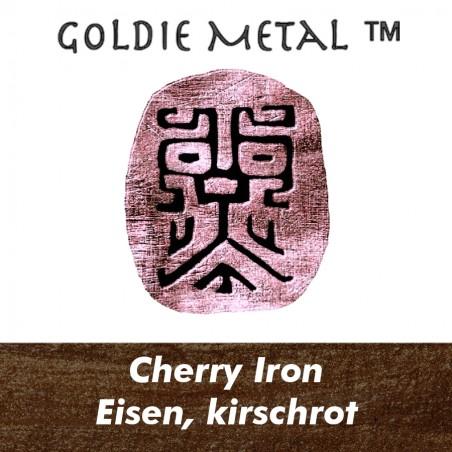 Goldie Cherry Iron Clay (Eisen, kirschrot)