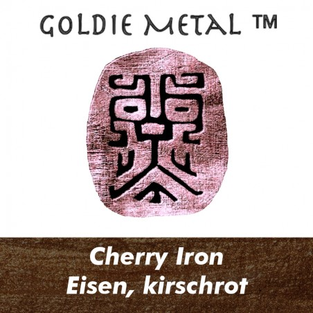 Goldie Cherry Iron Clay (Fer, rouge cérise)