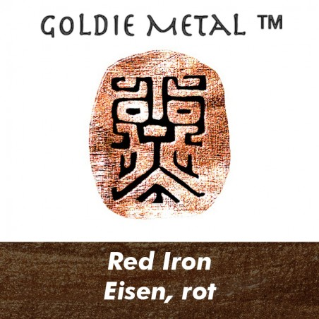 Goldie Red Iron Clay (Fer, rouge)