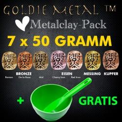 Goldie Clay Love...
