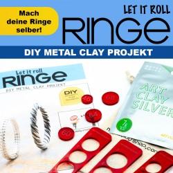 Bagues Let it roll - kit projet