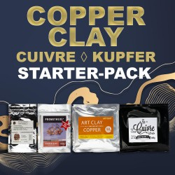 Copper clay Starter-Pack