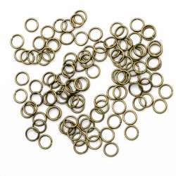 Jump rings round 7 mm in...