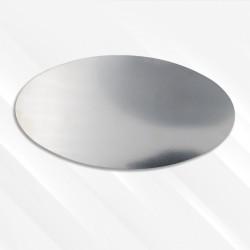Couteau pour pâte d'argent (grattoir), forme 7