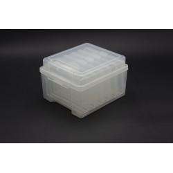Rayher boîte de rangement avec 6 boîtes intérieures