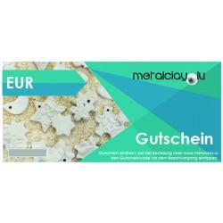 Chèque-cadeau 50 Eur