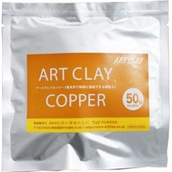 Art Clay Copper 50 Gr.
