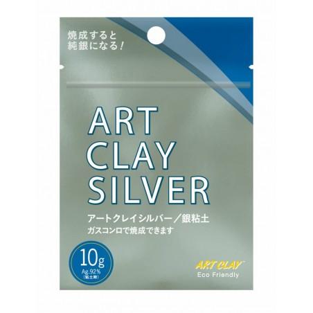 Pâte d'argent 10 gr. Art Clay Silver