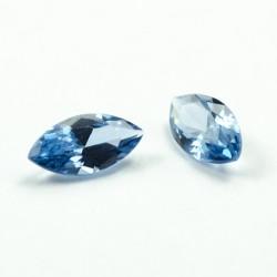 Spinelle (synth.) bleu ciel...