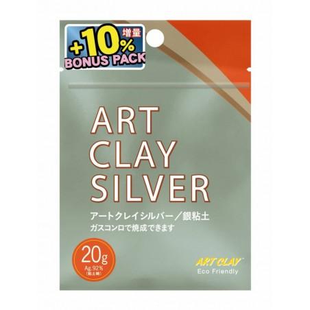 Art Clay Silver 20 Gr. BONUSPACK