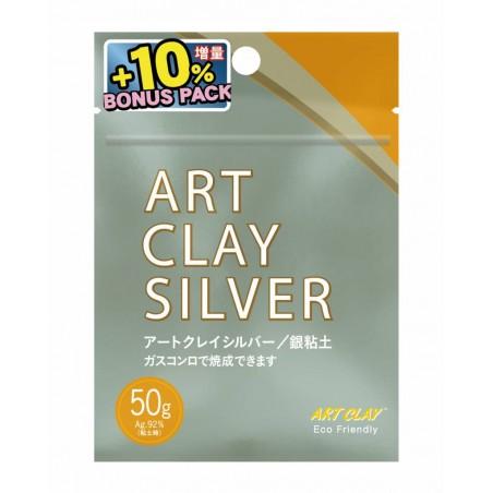 Art Clay Silber 50 Gr. BONUSPACK