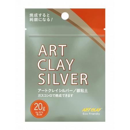 Pâte d'argent 20 gr. Art Clay Silver