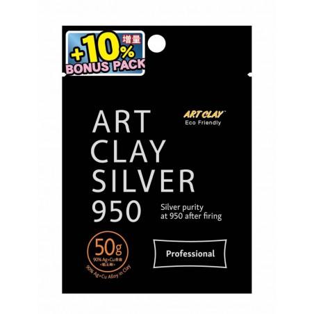 Art Clay Silber 950 50 Gr. BONUSPACK