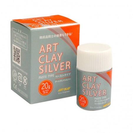 Pâte d'argent Art Clay Silver Paste 20 gr.