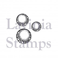 Fairy orbs LAV377 stamp by...