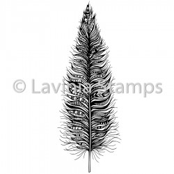 Feather LAV494 stamp by...