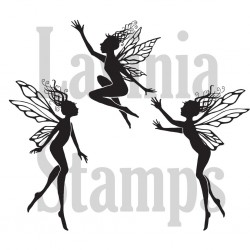 Three Dancing Fairies...