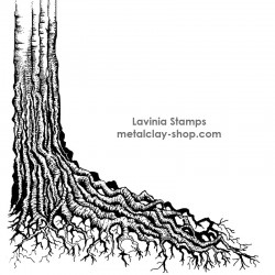 Tree Root LAV160 stamp by...