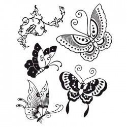 Butterfly - Stamperia