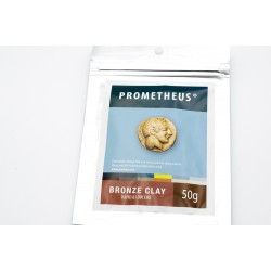 Prometheus Bronze Clay, 50 gr