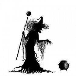 Willow the witch LAV194...