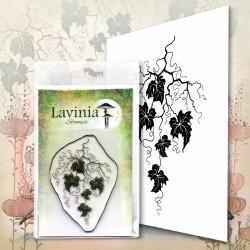 Vine flourish LAV599 stamp...