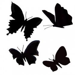 Butterflies LAV126 tampon...