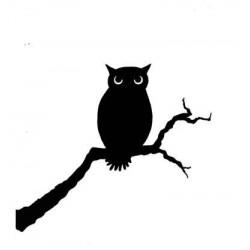 Large owl LAV202 Lavinia...