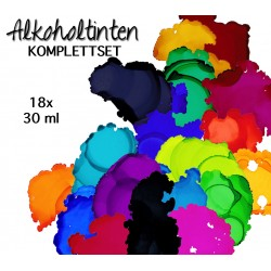 Alkoholtinten Set 1, 2 & 3