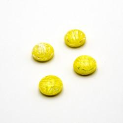 Glascabochon Sunbeams 12mm