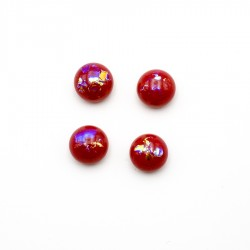 Glascab Distressed Red 8mm