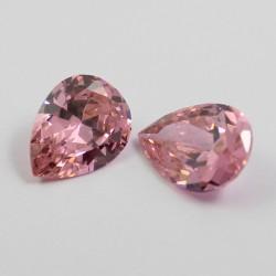 Cubic Zirkonia - Pink pear...