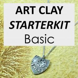 Metal Clay/Art Clay Silver...
