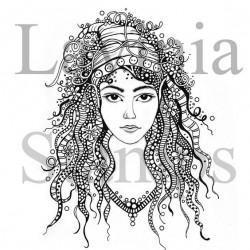 Alura LAV323 stamp by Lavinia