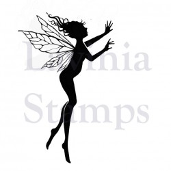 Mia LAV284 stamp by Lavinia