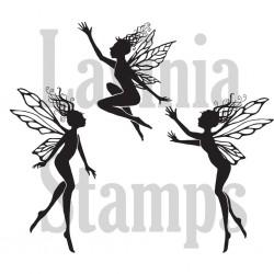 Three Dancing Fairies...