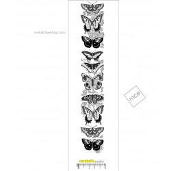 Papillons - Carabelle stamp...