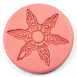 Star Swirl silicone mould